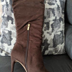 JESSICA SIMPSON JS-LADEE OVER-THE-KNEE DRESS BOOTS
